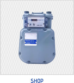 Buy Devtech Gas Meters and Gas Regulators